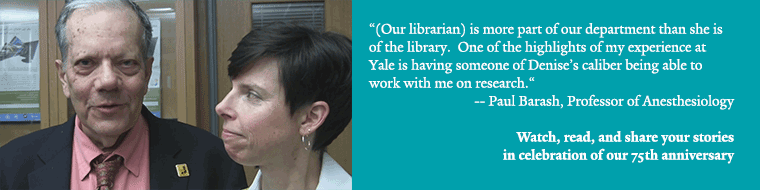 Share your story about the library