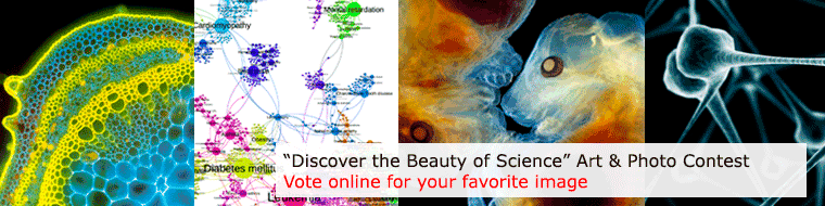Beauty of Science - vote your favorite