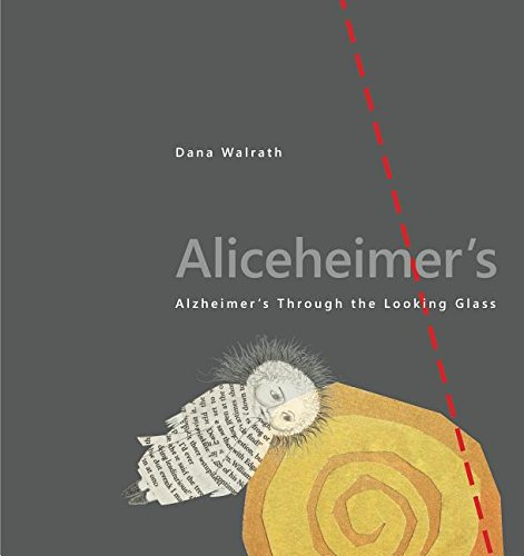 Image of the cover of Aliceheimer's Alzheimer's Through the Looking Glass