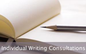 Individual Writing Consultations