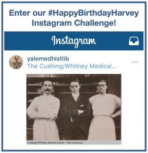 #HappyBirthdayHarvey Instagram Challenge