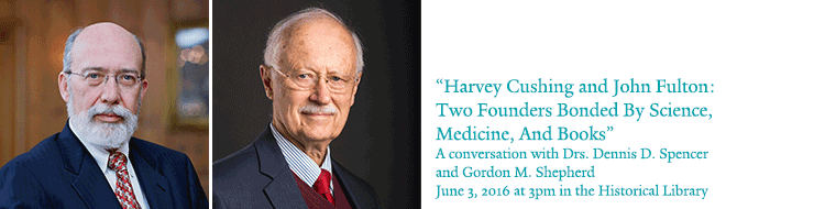 June 3 conversation with Drs Dennis Spencer and Gordon Shepherd