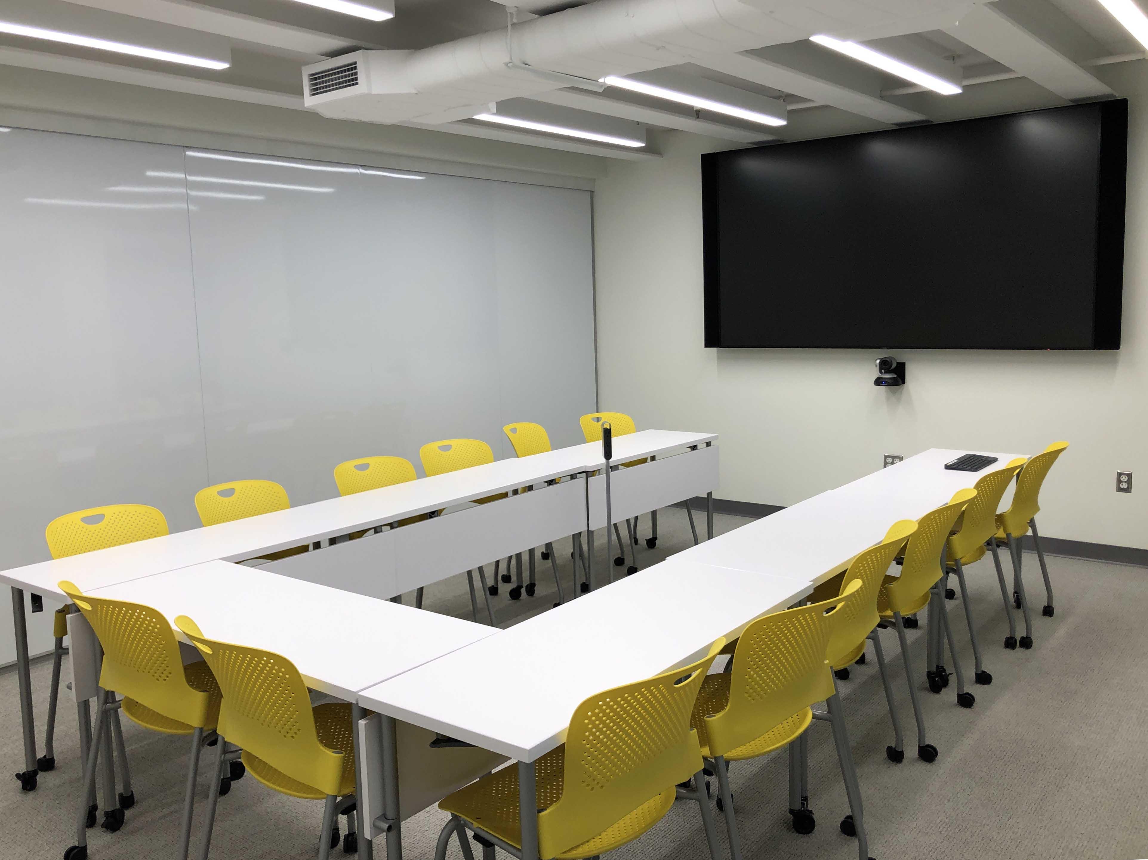 E-level classroom