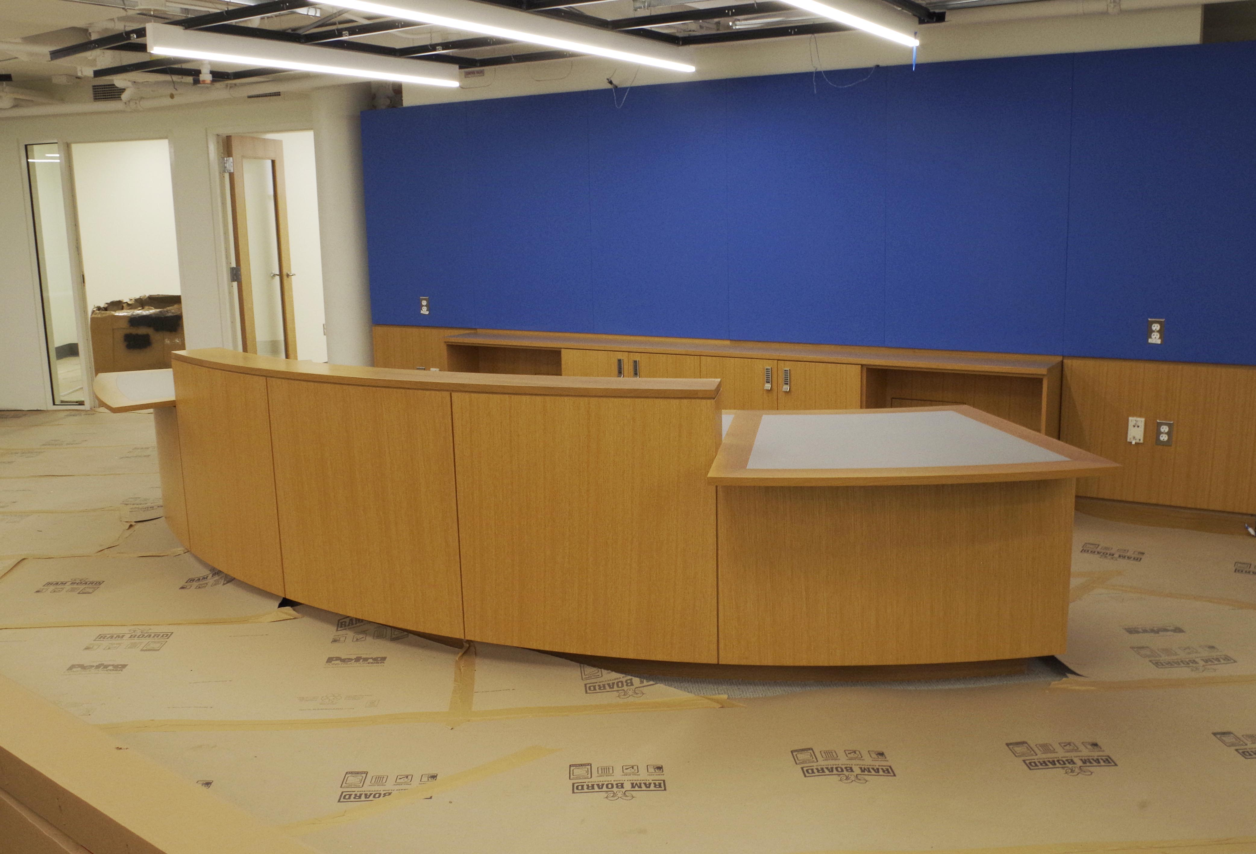 Information Commons Desk