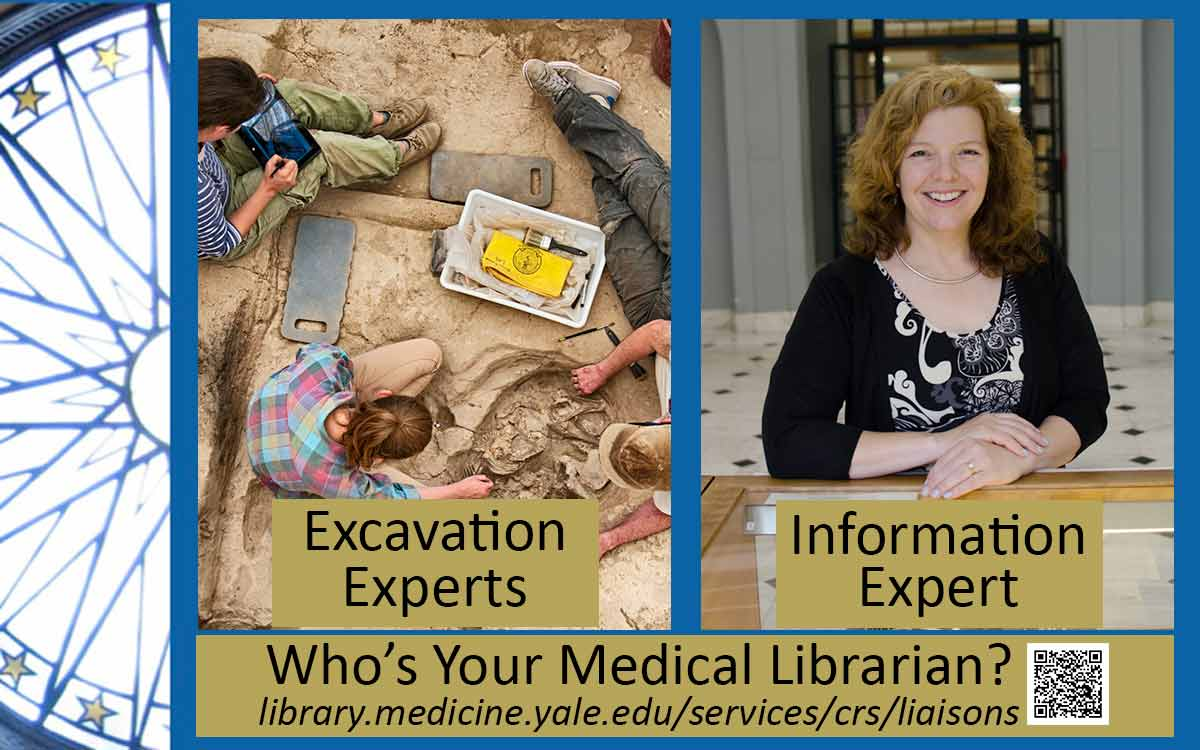 National Medical Librarians month