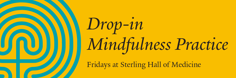 Drop-In Mindfulness Practice, Fridays at Sterling Hall of Medicine