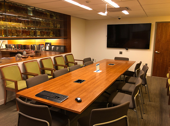cushing center conference room