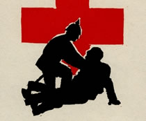 Image of a Red Cross logo.
