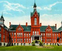 Bridgeport Hospital (1930s)