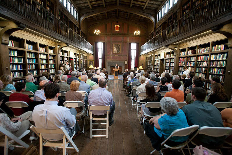 2010 Medical School Reunion in the Historical Library