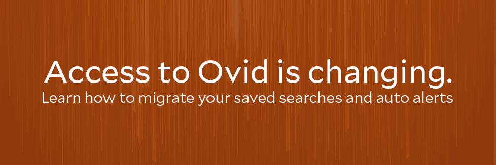 Ovid changes