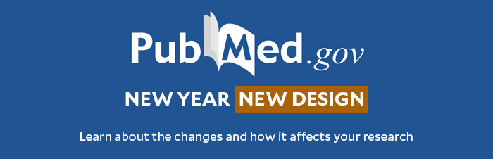 PubMed Changes