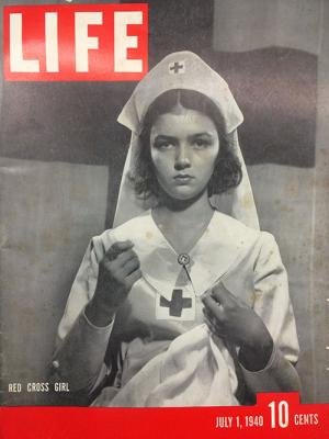 Life magazine from Hansen collection