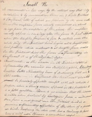 Image from Richard Warner's notebook