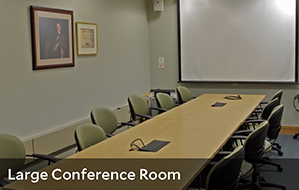 Image of the Simbonis Large Conference Room